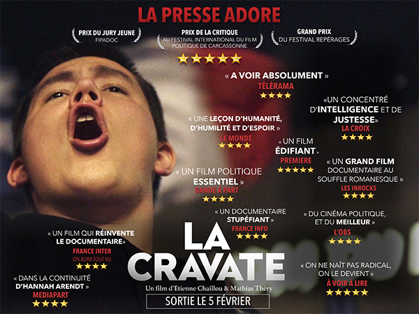 avis presse La Cravate